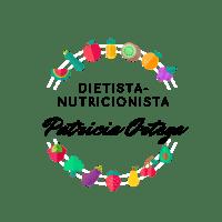 Patricia Ortega Nutricionista Logo